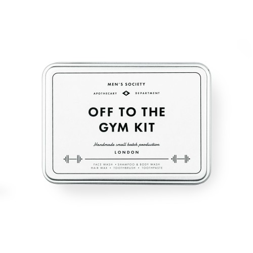 Off to the Gym Kit της Men's Society