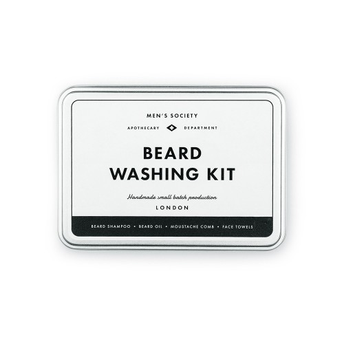 Beard Washing Kit της Men's Society