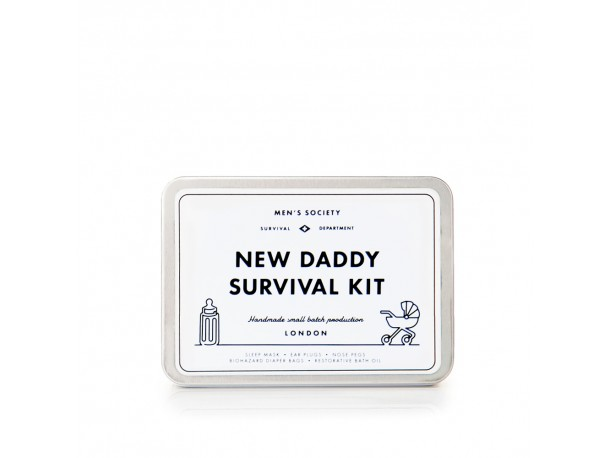 New Daddy Survival Kit της Men's Society