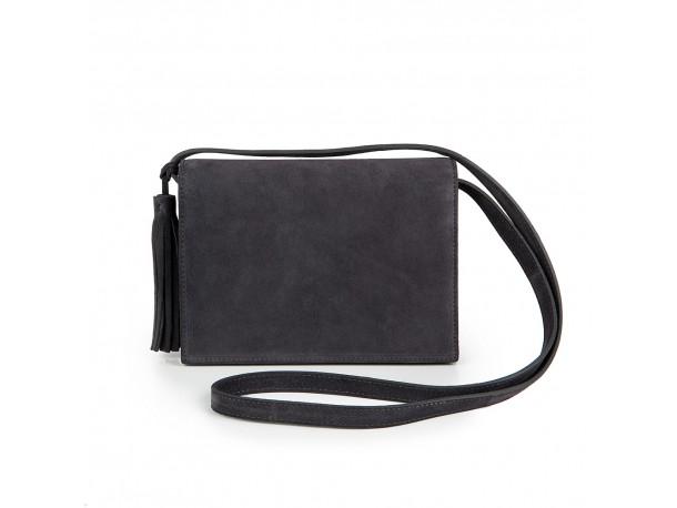 Δερμάτινη τσάντα SOFIA grey
