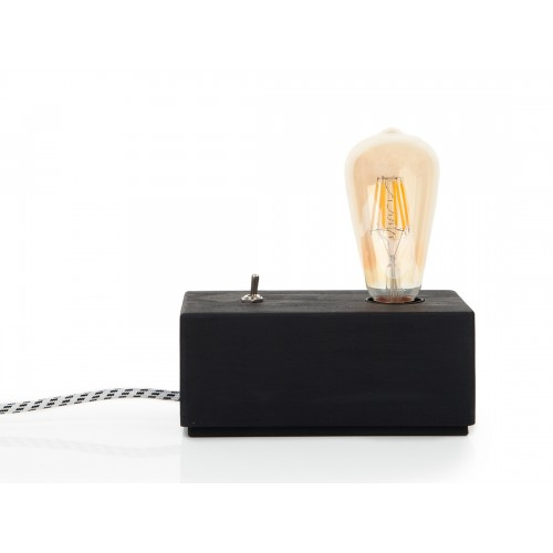 Επιτραπέζιο φωτιστικό BARCO black