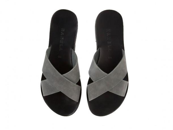Σανδάλια VOTSALO grey